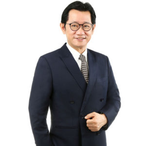 Dr. Patrick Liew, Chairman Of GEX Academy
